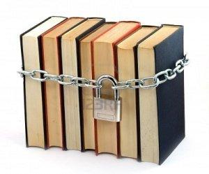 libros-encadenados-y-bajo-llave-con-candado